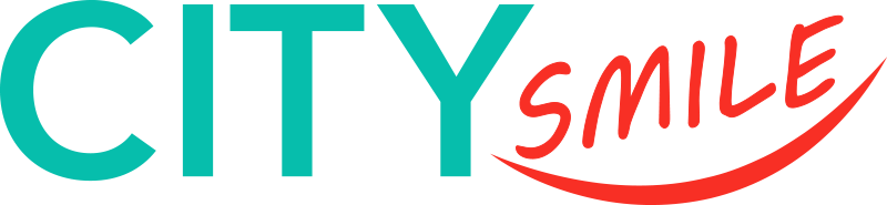 Citysmile hosszú logo