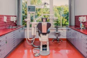 Krisztina körút CitySmile fogorvosi szék